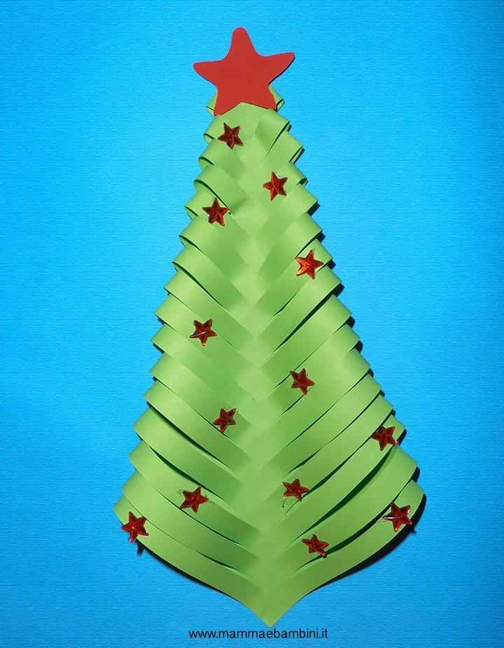 decorazioni natalizie con stelline