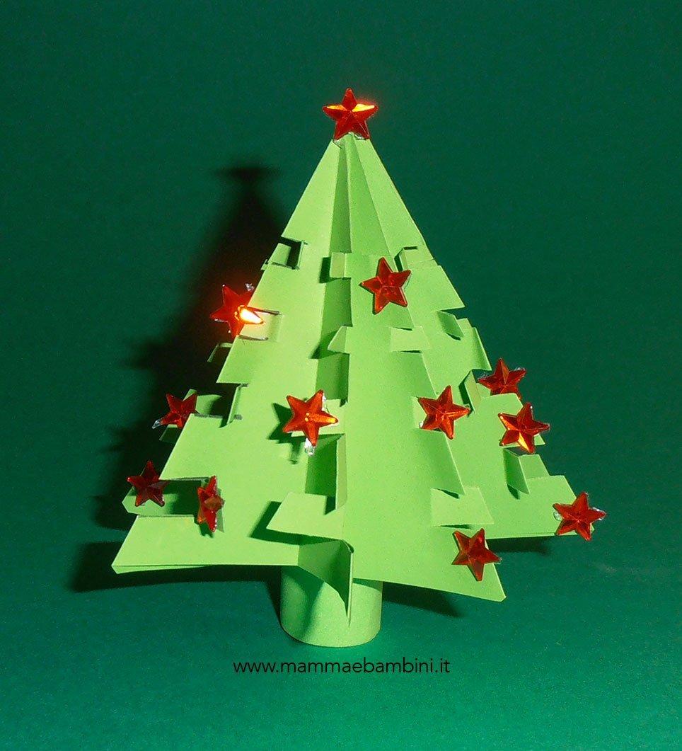 Albero Di Natale Origami.Tutorial Albero Di Natale Origami Mamma E Bambini
