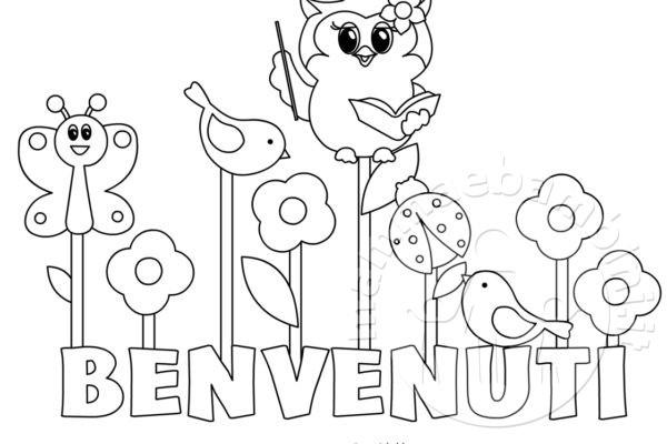 Disegni da colorare pagina 2 mamma e bambini for Disegni per mosaici da stampare