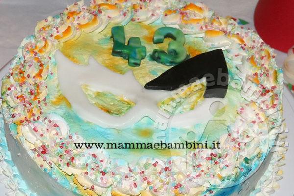 Decorazioni torte mamma e bambini - Decorazioni per torte di carnevale ...