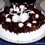 Come preparare una torta con i bignè