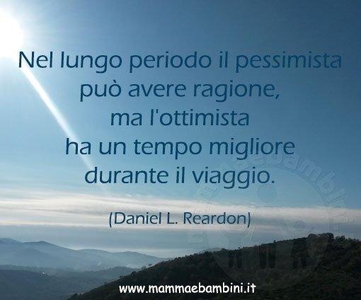 frase ottimista pessimista