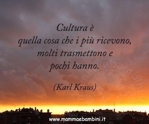 Frase Del Giorno 05 05 2018 Cultura Mamma E Bambini