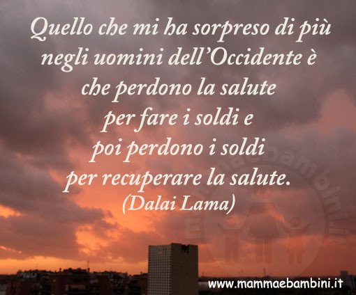 Frase Del Giorno 14 07 Salute Mamma E Bambini
