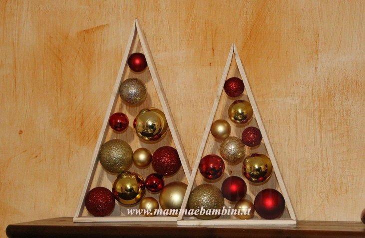 Lavoretti Festa Di Natale.Lavoretto Albero Di Natale Con Palline Mamma E Bambini
