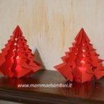 Video come realizzare albero di Natale