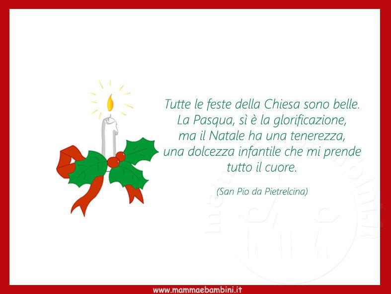 Frasi Del Papa Sul Natale.Frase Del Giorno 16 12 Natale Mamma E Bambini