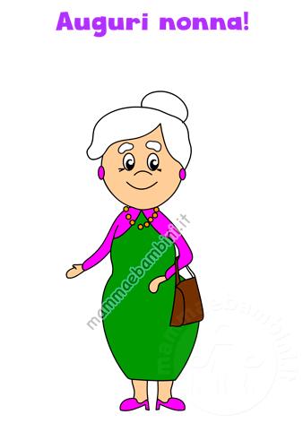 Disegno da stampare per Festa dei nonni